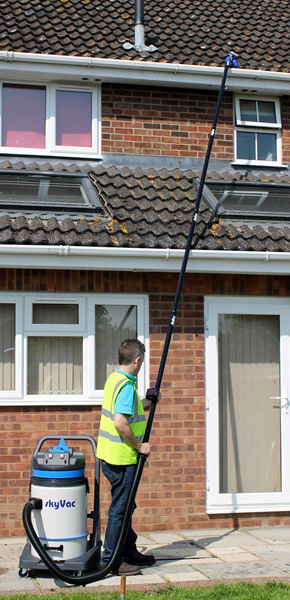 Window and Gutter Cleaning Dublin